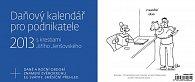 Kalendář stolní 2013 - Daňový kalendář pro podnikatele s kresbami