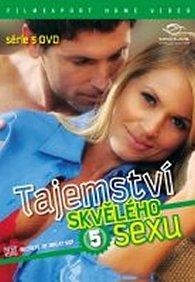 Tajemství skvělého sexu 5. - DVD digipack