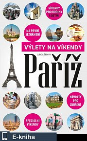 Paříž (E-KNIHA)