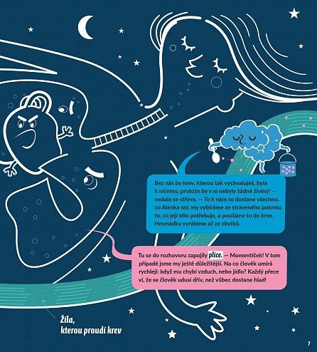 Náhled Alenčin sen aneb Jak funguje mozek?
