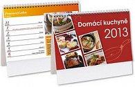 Domácí kuchyně 2013 - stolní kalendář