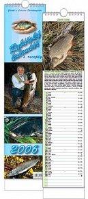 Kravata VIII. - Rybářský 2006 - nástěnný kalendář
