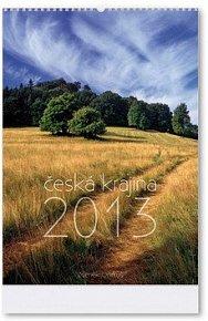 Česká krajina 2013 - nástěnný kalendář