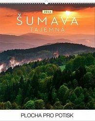Šumava Praktik - nástěnný kalendář 2016