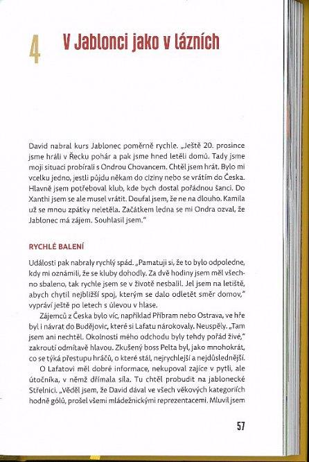 Náhled Kanonýr Lafi - Autorizovaný životopis Davida Lafaty