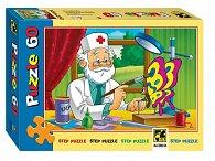 Puzzle 60 Doktor Bolíto