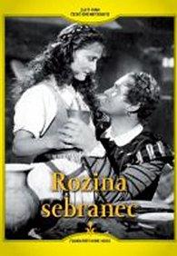 Rozina sebranec - DVD digipack