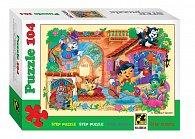 Puzzle 104 Pinocchio