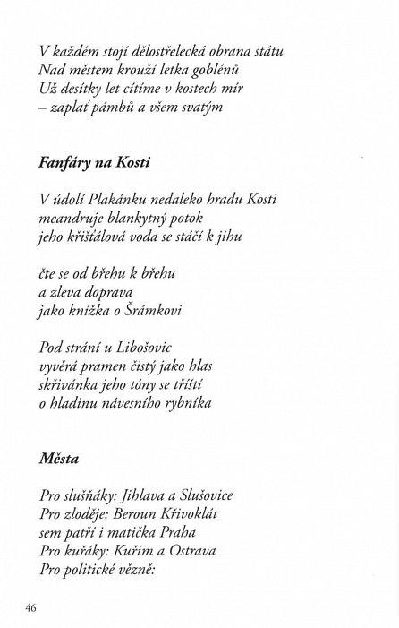 Náhled Čtverák pod Petřínem - Aforismy a básně