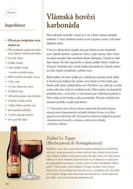 Náhled Kniha o pivu - Jak pivo poznávat, ochutnávat a párovat s jídlem