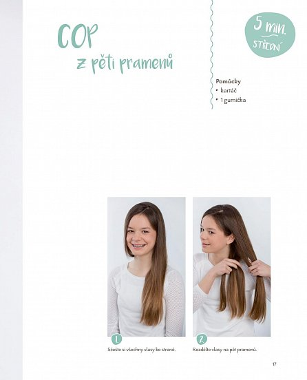 Náhled Zaplétání vlasů