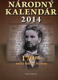 Národný kalendar 2014