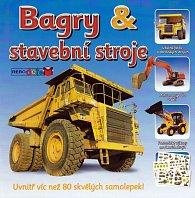 Bagry & stavební stroje