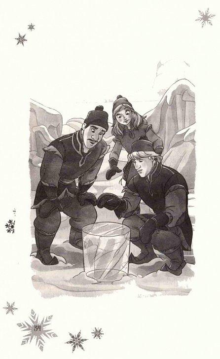 Náhled Anna a Elsa - Podivuhodný ledostroj