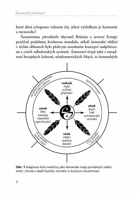 Náhled Šamanská zkušenost - Praktický průvodce mimosmyslovým vnímáním