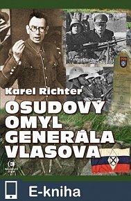 Osudový omyl generála Vlasova (E-KNIHA)