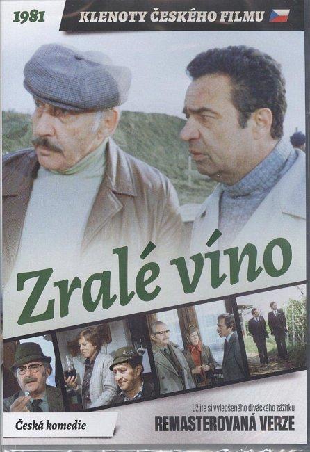 Náhled Zralé víno - DVD