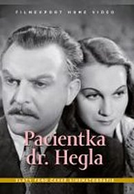 Pacientka dr. Hegla - DVD box