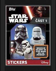 Star Wars EP VII.: balíček samolepek (1/50)