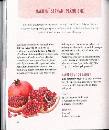 Náhled Hubneme se smoothie - Více než 50 receptů pro štíhlou linii