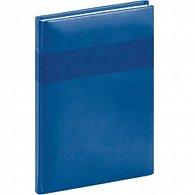 Diář 2016 - Aprint - Týdenní A5, modrá,  15 x 21 cm