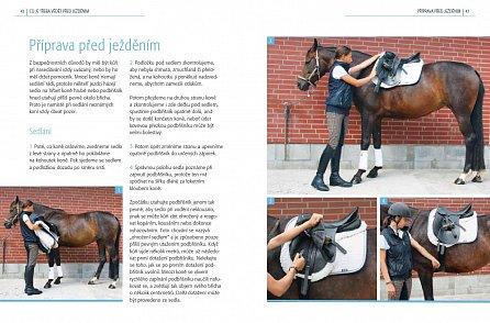 Náhled Jízda na koni - Bezpečně v sedle