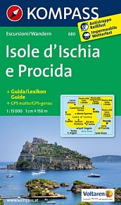 Isole d´ Ischia e Procida 680 / 1:50T NKOM