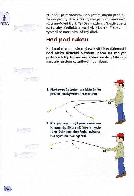 Náhled Základy rybolovu pro kluky a holky - Co máte vědět, než půjdete na ryby