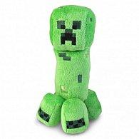 Figurka Minecraft - Creeper plyš 18 cm
