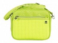 Pixie Taška přes rameno PXB-09 neon zelená/neon zelená