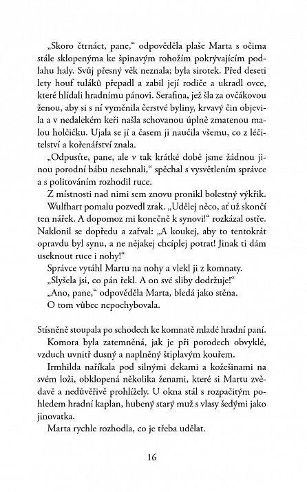 Náhled Tajemství porodní báby 1 - 3. vydání