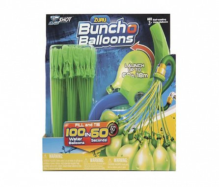 Náhled Zuru - Vodní balónková bitva s vrhačem
