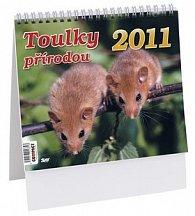 Toulky přírodou 2011 - stolní kalendář