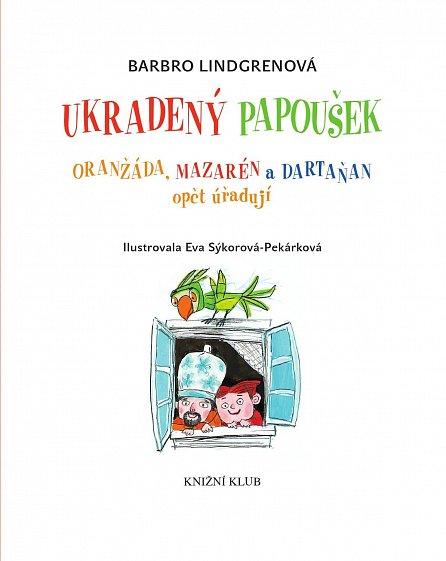 Náhled Oranžáda, Mazarén a Dartaňan 2: Ukradený papoušek - Oranžáda, Mazarén a Dartaňan opět úřadují