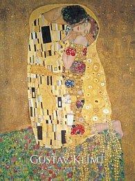 Gustav Klimt - nástěnný kalendář 2013