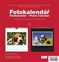 Kalendář 2014 - Fotokalendář - nástěnný