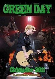 Green Day 2011 - nástěnný kalendář