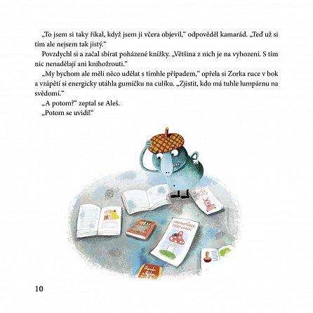 Náhled Knihožrouti - Tajný čtenářský spolek