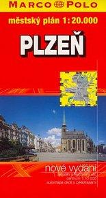Plzeň 1:20 000