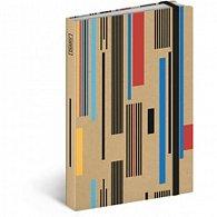 Diář 2016 - Stripes,  13 x 21 cm