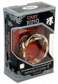 Hlavolam Hanayama Silver - Ring