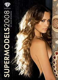 Supermodels 2008 - nástěnný kalendář