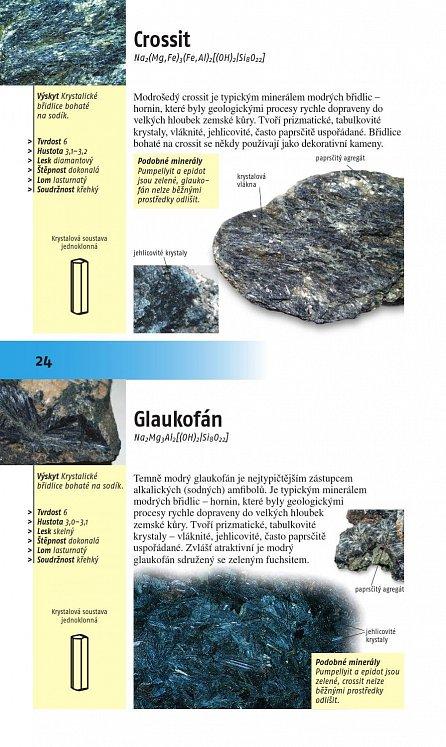 Náhled Minerály - Nový průvodce přírodou