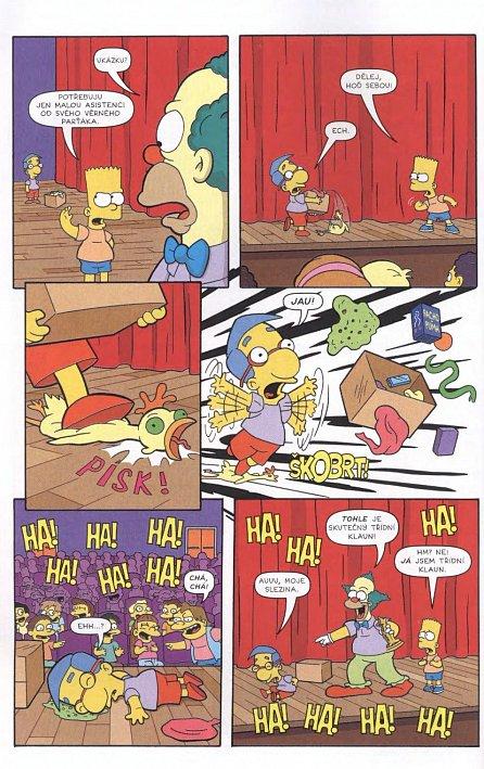 Náhled Simpsonovi - Bart Simpson 5/2017 - Prvotřídní číslo