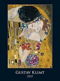 Gustav Klimt 2017 - nástěnný kalendář