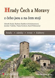 Hrady Čech a Moravy z čeho jsou a na čem stojí