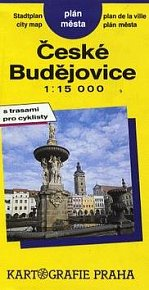 České Budějovice 1:15 000