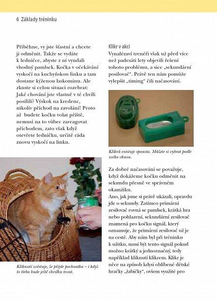 Náhled Klikrtrénink s kočkou - Nová metoda