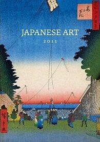 Japanese Art 2011 - nástěnný kalendář