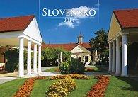 Kalendář 2014 - Slovensko - nástěnný